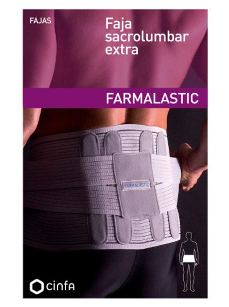 Faja Sacrolumbar Extra para dolores severos de espalda
