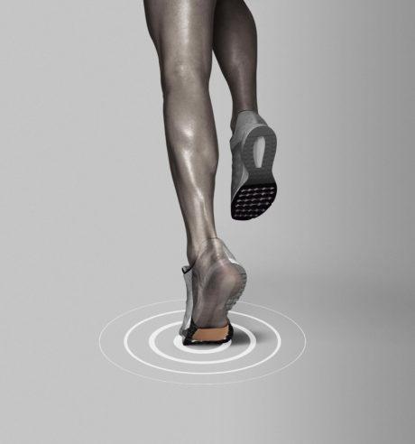 Protector para el pie para deportes como correr, fútbol, tenis
