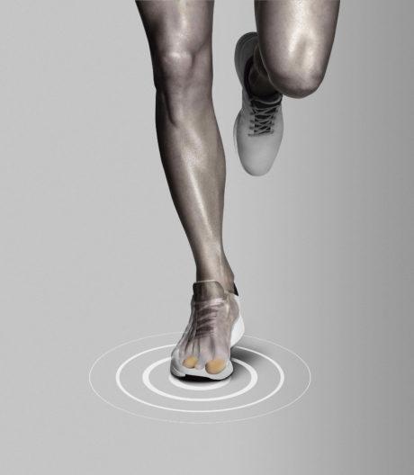 Protector de uñas del pie para practicar deporte