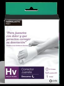Corrector de juanetes para dormir, para juanetes con dolor y que permiten corregir su desviación