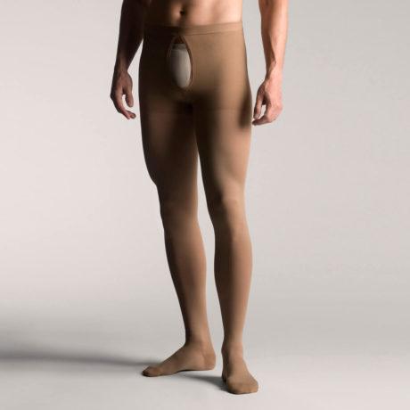 Panty de compresión para hombre, compresión normal 140 DEN