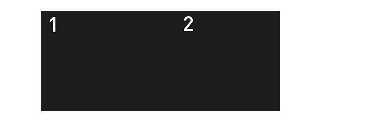 Colocación de las cintas superior e inferior de la Rodillera Rotuliana Neopreno