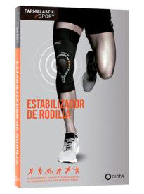 Estabilizador de Rodilla diseñado para deportes de movimiento uni y multidireccional