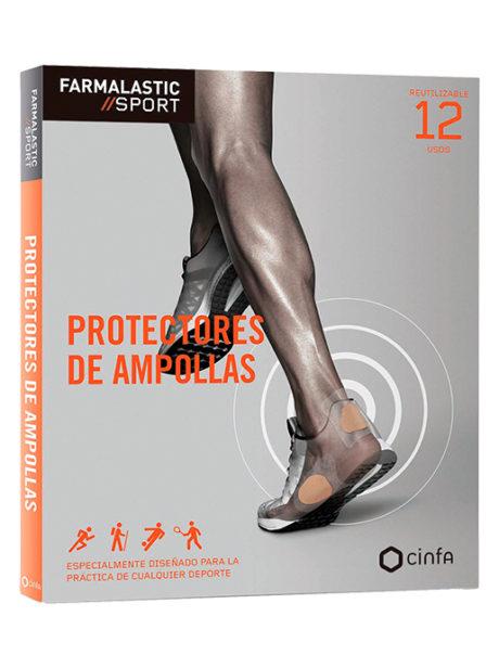 Protectores de ampollas diseñados para cualquier deporte